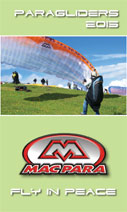Small Catalog Paragliders 2015