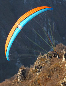 Paraglider Magus XC