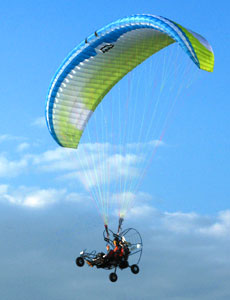Paraglider Charger Trike