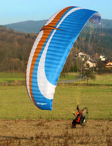 Paraglider Charger