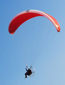 Paraglider Powered Eden 3